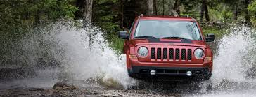 is a jeep patriot a car 2017 jeep patriot trail compact suv