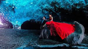 The Crystal Cave Iceland Blue Iceland Ice Cave Tours Blue Iceland