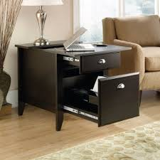 Cabinet End Table Amazon Com Smartcentertm Charging Station End Table Laptop Desk