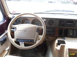 Dodge Ram Van - 1997 dodge ram van 2500 conversion camel steering wheel photo