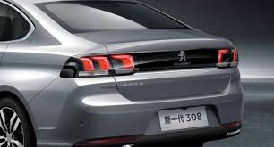 peugeot new 2016 peugeot 308 sedan 3008 facelift revealed for chinese market