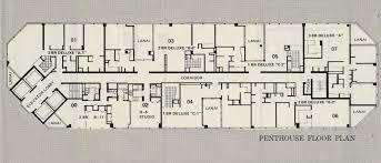 8 Unit Apartment Building Floor Plans Apartment Floor Plans