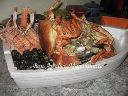 cuisiner des fruits de mer cuisson des fruits de mer et plateau dégustation bon ap chez