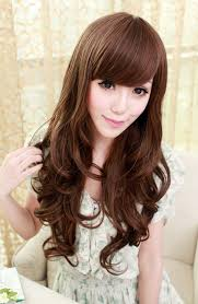 korean haircut styles for girls with korean hairstyles with bangs