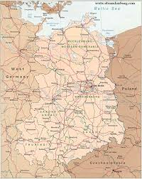 Autobahn Germany Map by Tourism Maps Guide For Easy Trip
