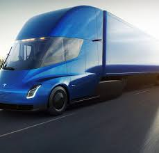 truck tesla tesla u0027s electric truck boosts stock price of elon musk u0027s company