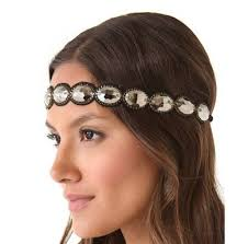 headband across forehead beauty hair accents ladylux online luxury