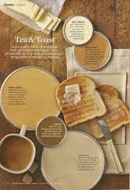 bhg tea u0026 toast color pallet good matching colors for the kitchen