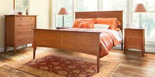 Handcrafted Wood Bedroom Furniture - amazing american made solid wood bedroom furniture bedroom furniture