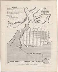 Alexandria On A Map George Gilpin U0027s 1798 Map Of Alexandria Virginia Rare U0026 Antique Maps