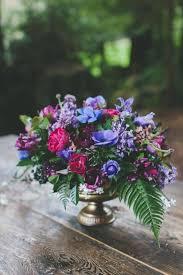 Burgundy Flowers 30 Gorgeous Jewel Tone Wedding Florals Ideas Weddingomania