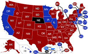 State By State Map Of Usa by Trump Flips Washington To A Red State Archives Find Real Income