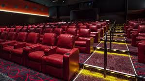 movie theater with lounge chairs mens wedding rings