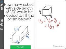 6 g 2 1 0 rectangular prism volume common core standard youtube