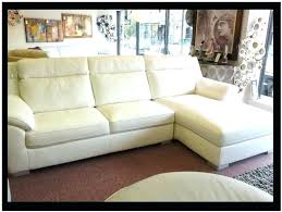 Leather Sofa Sectionals On Sale White Leather Sofa Set Brokenshaker