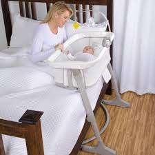 Mini Co Sleeper Canopy by Arm U0027s Reach Concepts The Co Sleeper Versatile Bassinet Ivory