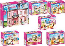 chambre de bébé playmobil playmobil maison de poupées set en 7 5303 5304 5306 5307