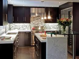 charming modern small kitchen design ideas set of three clear