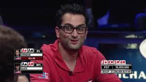 Meme Poker - internet abuzz about guy who lost 1 million in world series of