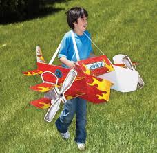 Gifts For Kids Under 10 For 7 Year Olds Wearables Stunt Plane Usa Corrugated Construction