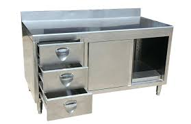 vintage metal kitchen storage cabinet drawers cabinets stainless