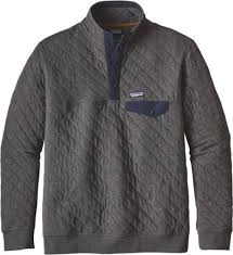 patagonia cotton quilt snap t pullover s rei