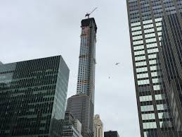 work stopped at 432 park ave after pipe falls crain u0027s new york