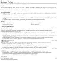 Sample Administrative Resume by Office And Administrative Support Resume Samples