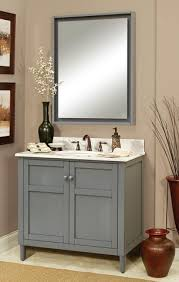 Shaker Style Bathroom Cabinets by Gray Shaker Style Bathroom Vanities A Bathroom Trend For 2015