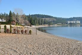One of the favorite quot locals quot beaches sanders beach in beautiful