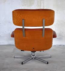 Eames Leather Chair Different Styles Of Chairs In Living Room With Selig Lounge Chair