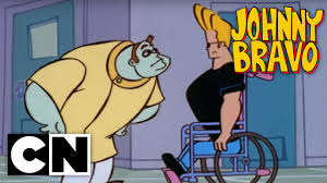 johnny bravo johnny bravo intensive care clip youtube
