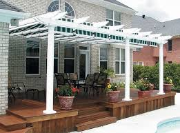 Awning Kits What Is A Pergola Covered Pergolas Patio Awning Kits Schwep