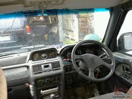 mitsubishi pajero interior pajero gls lwb 4x4 1995 4d wagon 5 sp manual 4x4 2 8l in