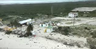 new photos show caribbean islands ravaged by irma daily mail online