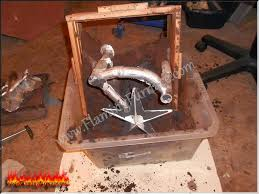metal casting projects