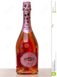 pink martini bottle pink martini editorial stock photo image of white 83757678