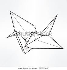 crane tattoo stock images royalty free images u0026 vectors