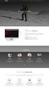 70 free bootstrap html5 website templates 2018 freshdesignweb