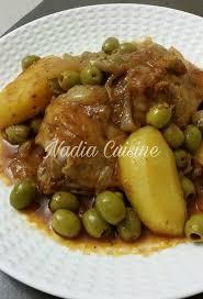 cuisine marocaine poulet aux olives cuisses de poulet aux olives et pommes de terre cookeo bienvenue