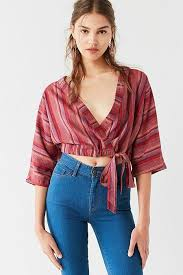 shirts and blouses wrap tops shirts blouses for outfitters
