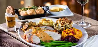 15 restaurants in the sacramento area open on thanksgiving day