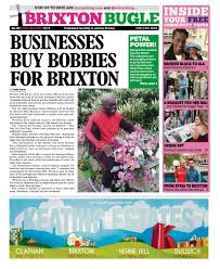 township of union and vauxhall community association hosts first brixton bugle july august 2016 by brixton bugle issuu