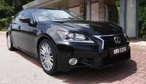 lexus sedan malaysia driven lexus gs 250 luxury u0026 gs 350 luxury previewed