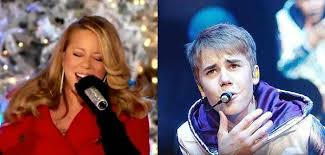 justin bieber and carey my favorite song