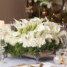 Floral Centerpieces Christmas Floral Centerpieces Paula Deen Magazine