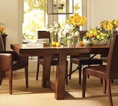 Pottery Barn Dining Room Sets Pottery Barn Dining Table Freedom To