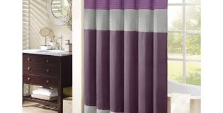 Purple Silver Bedroom - curtains silver and purple curtains cheerfulness 90 inch
