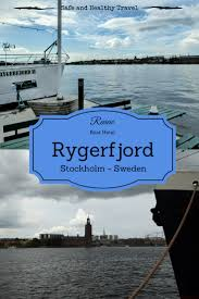 hotel hostel botel rygerfjord stockholm safe and healthy travel