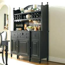 Kitchen Buffet And Hutch Furniture Wooden Buffet Cabinet Upandstunning Club